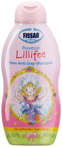 Fissan Kids - Princesse Lili-Rose - Shampooing anti noeuds - Pack de 3 (3 x 200 ml)