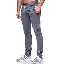 d4e81c2c4c Redbridge Hombres Skinny Vaqueros Pantalones Usado Stretch Moda Jeans