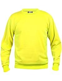 noTrash2003 Unisex Sweater by Clique mit Rundhalsausschnitt in 18 Farben und 7 Größen
