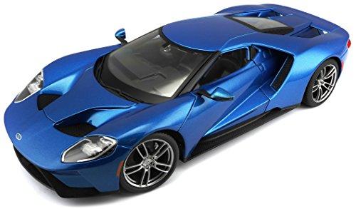 Maisto 31384 - Modellino Die Cast Ford Gt, Colori Assortiti
