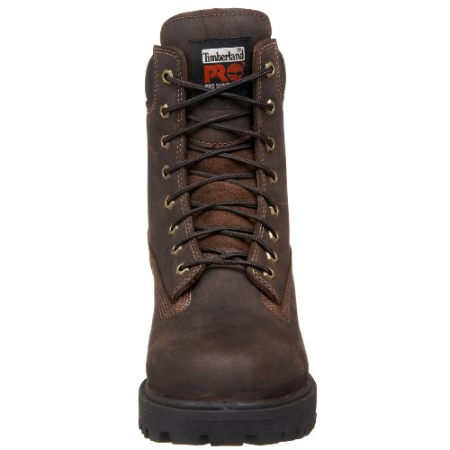 M Marrone 8 Pro Impermeabile 10 Marrone Mens Timberland Direct Scuro Workboot Attribuiscono n4ZB4Sq