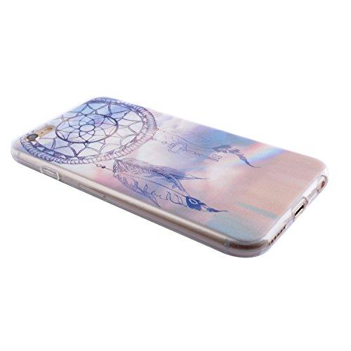 "MOONCASE pour iPhone 6 / 6S (4.7"") Silicone Housse Gel TPU Case Cover Coque Étui Mi05 Mi07 #1122"