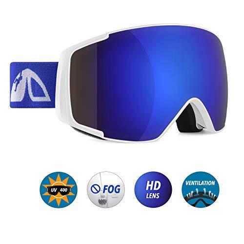 Unigear Gafas de Esquí OTG Esquiar Protección