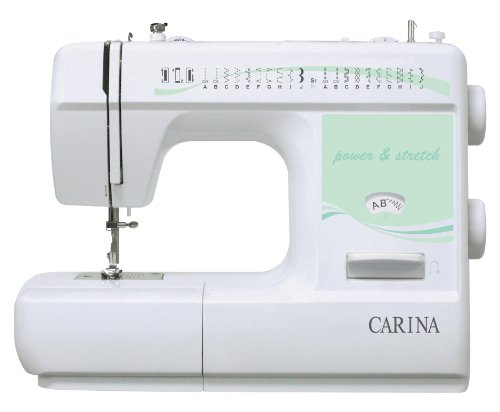 Carina P&S Nähmaschine Power und Stretch, grün