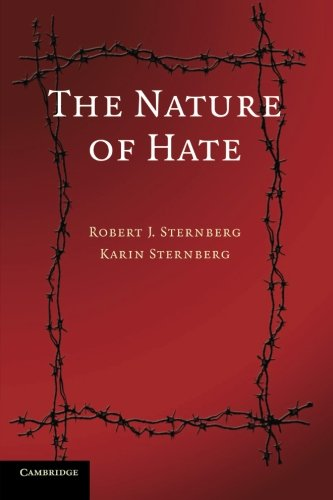 The Nature of Hate Paperback: 0