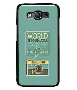 PrintVisa Designer Back Case Cover for Samsung Galaxy On7 Pro :: Samsung Galaxy On 7 Pro (2015) (For less than Love symbol)