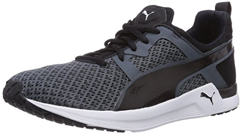 Puma Pulse Xt Geo Wn's - Chaussures de Fitness - Femme - Noir (Black) - 38 EU (5 UK)