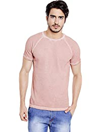 Globus Short Sleeve Rust T-Shirt for Men