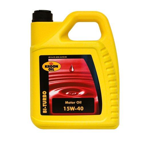 Preisvergleich Produktbild Kroon-Oil 00328 Bi-Turbo 15W-40 5L