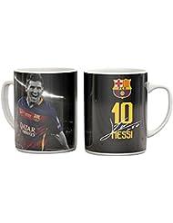 Bertels FC Barcelone Lionel Messi Tasse de textile