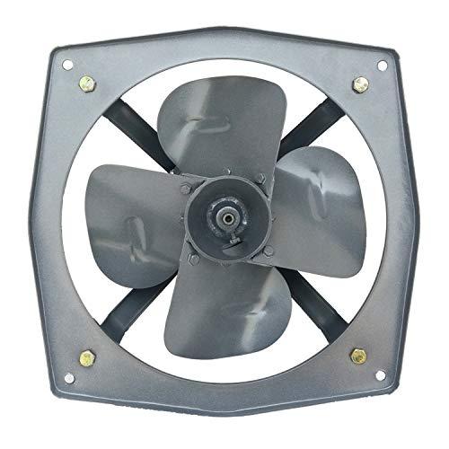 DIGISMART 300 MM HIGH Speed (12 INCHES) Trans AIR Exhaust Fan (Silver)