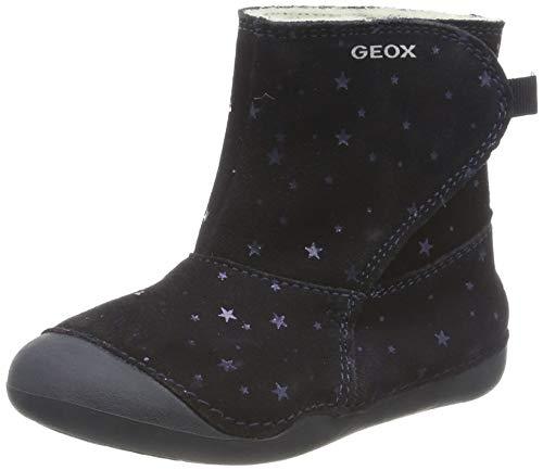 Geox B TUTIM A, Botas para Bebés, Azul Dk Navy C4021, 22 EU