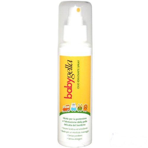 Babygella olio idratante spray 125ml