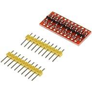 8 Channel Logic Level Converter Bi-Directional Shifter Module 5V to 3.3V TTL