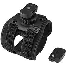 Nikon Wrist Mount AA-6 Cinghia da Polso per KeyMission 360 e 170, Nero