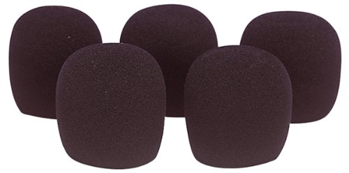 electrovision-g132da-45-mm-internal-diameter-foam-microphone-windshield-pack-of-5