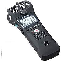 QHAI Práctico grabadora, cámara Digital grabadora de Audio estéreo para micrófono Entrevista SLR grabación del micrófono de Pluma con Regalos