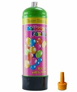 Helium Ballongas Einwegflasche Bombolo 1 Stück