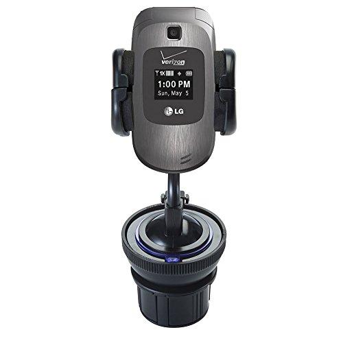 Mehrzweckhalterung - LG Revere Handyhalterung und Saughalterung für die Windschutzscheibe - Flexible Halterung komplett mit zwei Halterungsoptionen