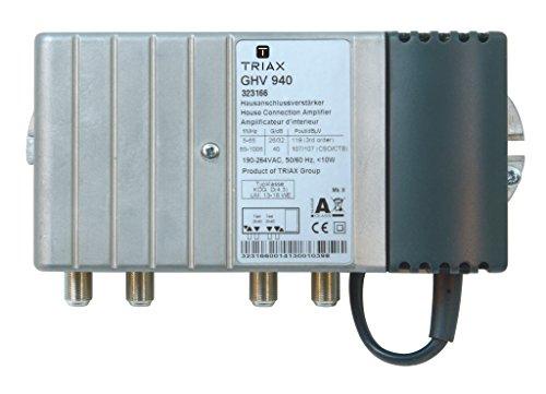 Die Triax SAT Verstärker GHV 940  im Vergleich