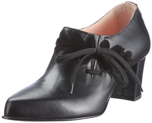 Diavolezza GIO 7031, Scarpe con tacco donna Nero (Schwarz (Black))
