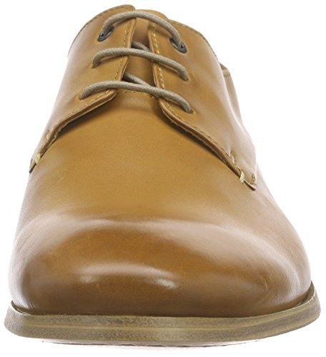 Clarks Chinley Walk, Derby homme Marron (Tan Leather)