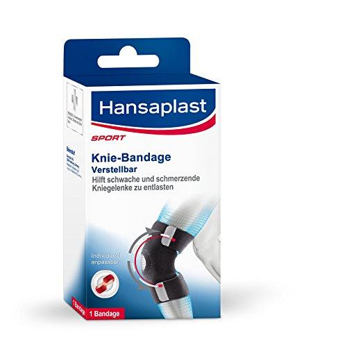 Hansaplast Knie-Bandage, 1er Pack (1 x 1 Stück) (Kniebandagen Knie Bandage)