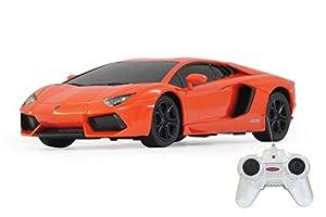 Jamara Lamborghini Aventador Remote Controlled Car - Juguetes de Control Remoto (Alcalino, AA, 2 x AA, 196 mm, 92 mm, 49 mm)