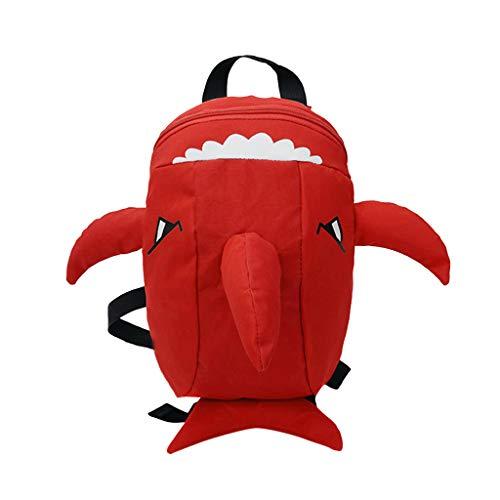 Dorical Kinderrucksack Cartoon Animal Schule Tasche Rucksack for Kinder Baby Jungen Mädchen Kleinkind 2-6 Alter,Ausverkauf(F)
