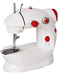 Partiss Fashion eléctrico Mini máquina de coser portátil ...