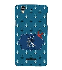 EPICCASE anchor of k Mobile Back Case Cover For YU Yureka (Designer Case)