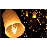 Make A Wish Sky Lanterns (5 piezas)