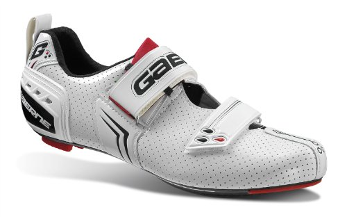 Gaerne Carbon G.Kona LOOK Triathlon-Schuhe 2014 White