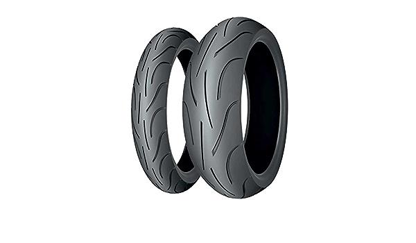 Michelin Reifen Decke Pilot Power 2ct 190 50zr17 73w Schwarz Motorrad Auto