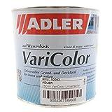 VariColor Universeller Grun- und Decklack für innen und außen feuerrot 0,75l