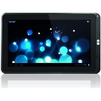Yarvik GoTab Xerios 10 inch Tablet - Black (Cortex A8 1.2 GHz, 512MB RAM, 8GB Memory, Android 4.0.3)