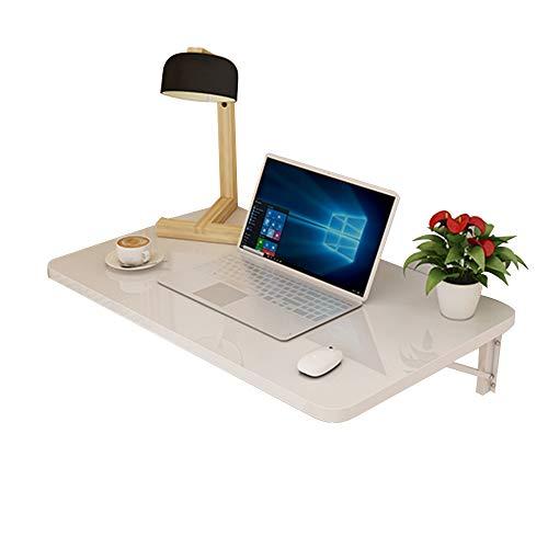 ontierter Drop-Leaf-Tisch, Klapptisch aus Holz Esstisch Hochtemperaturlack Wand Computer-Schreibtisch, 13 Größen (größe : 60 * 50cm) ()