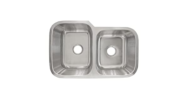 LessCare LCL202L Stainless Steel Kitchen Sink