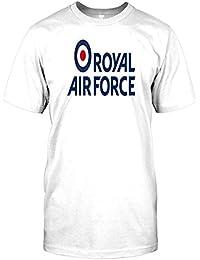 British Royal Airforce Logo Mens T Shirt