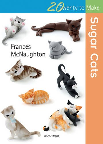 Twenty to Make: Sugar Cats por Frances McNaughton