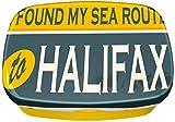 LEotiE SINCE 2004 Brotdose Lunchbox Fernweh Stadt Halifax Kanada Bedruckt