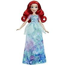 Hasbro Disney Prinzessin E0271ES2 Disney Prinzessinen Schimmerglanz Arielle, Puppe