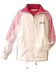 Niñas chaqueta con protección contra rayos UV-standard 801, color Blanco - blanco, tamaño 12 años (152 cm) [DE 146/152]