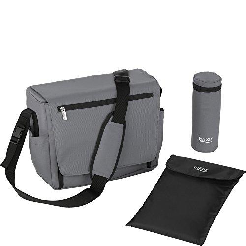 Preisvergleich Produktbild Britax 2000023169 Wickeltasche, Steel Grey