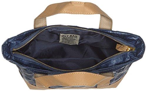 Fly Bag Super Light Mini Purse Type Bag (Navy) Mini/Navy