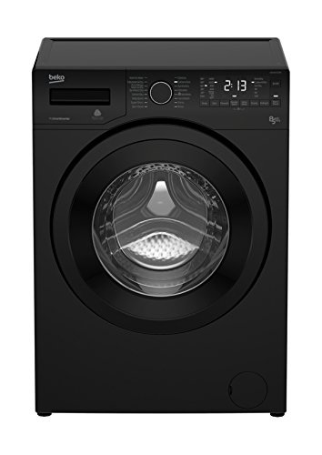 Beko WDX8543130B Black 8/5kg 1400rpm Washer Dryer