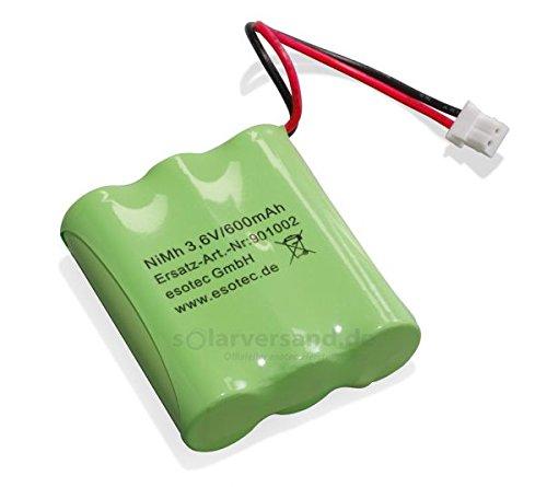 AKKUPACK NIMH - 3,6V / 600MAH (Handy 600 Mah)
