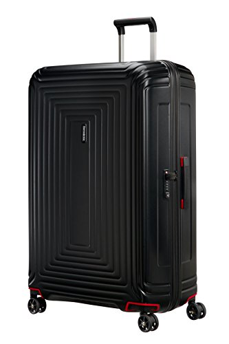 Samsonite Neopulse - Maleta, Negro (Matte Black), XL (81 cm-124 L)