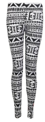 Fast Fashion - Leggings Pleine Longueur Imprimé Animal Tribal - Femme Tribal Druck