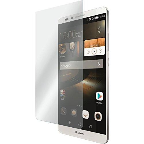 2 x Glas-Folie klar für Huawei Ascend Mate 7 PhoneNatic Panzerglas für Ascend Mate 7